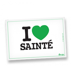 I Love Sainté