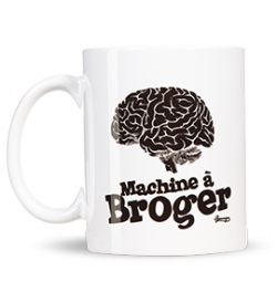 Machine à Broger